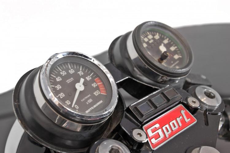 1974 Moto Morini 350 Sport 6