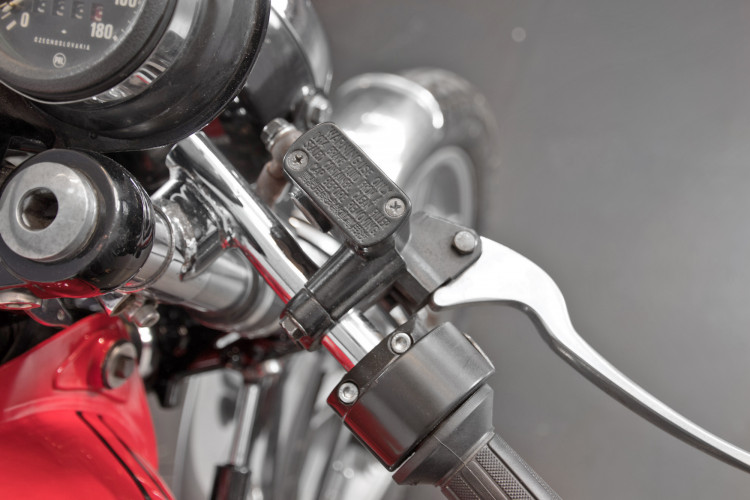 1974 Moto Morini 350 Sport 17
