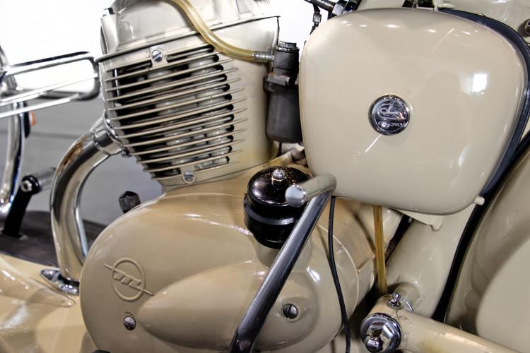 1954 Motom Delfino 160 14
