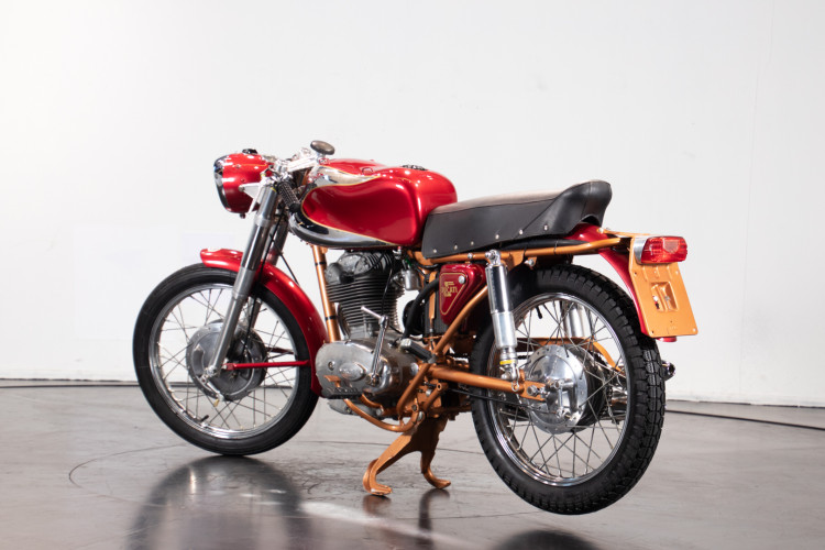 1962 Ducati Elite 200 7