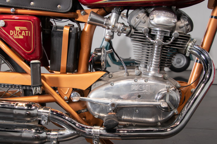 1962 Ducati Elite 200 22