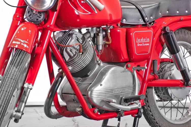 1959 Moto Guzzi Lodola 235 GT 6