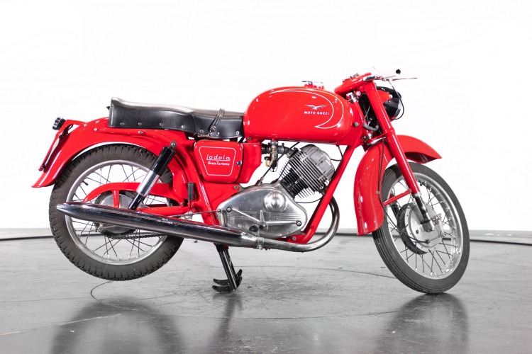 1959 Moto Guzzi Lodola 235 GT 4