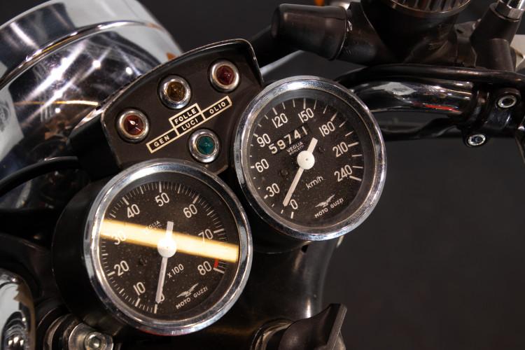 1975 Moto Guzzi VK V7 Sport 8