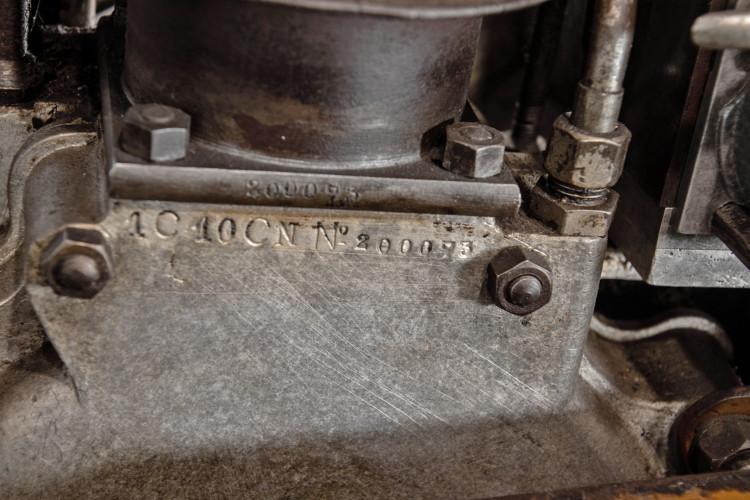 1940 Motosacoche 250 19
