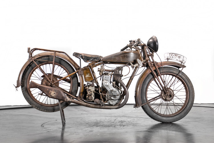 1940 Motosacoche 250 4