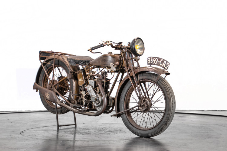 1940 Motosacoche 250 3