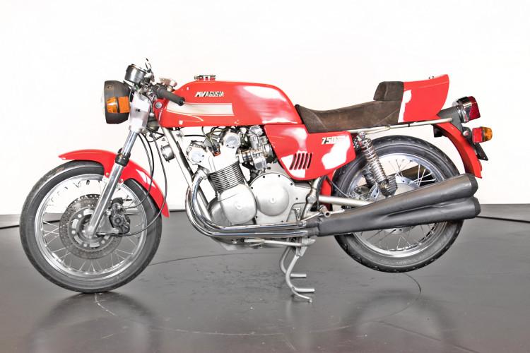 1976 MV Agusta 750 America 0