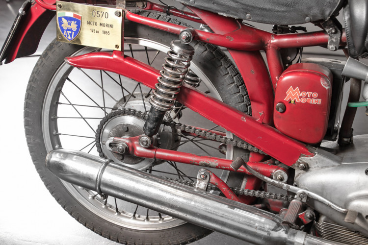 1956 Moto Morini 175 Settebello 4T 11