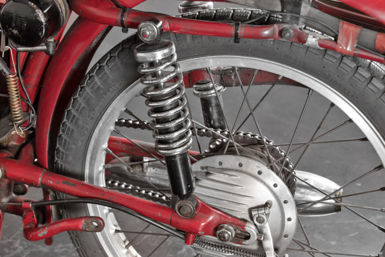 1956 Moto Morini 175 Settebello 4T 13