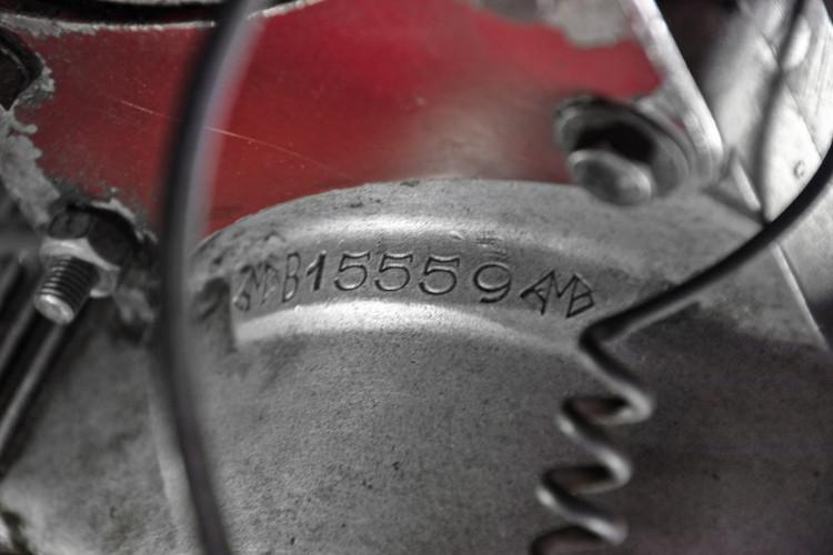 1956 Moto Morini 175 Settebello 4T 18
