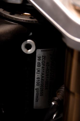 2004 MV AGUSTA F4 10