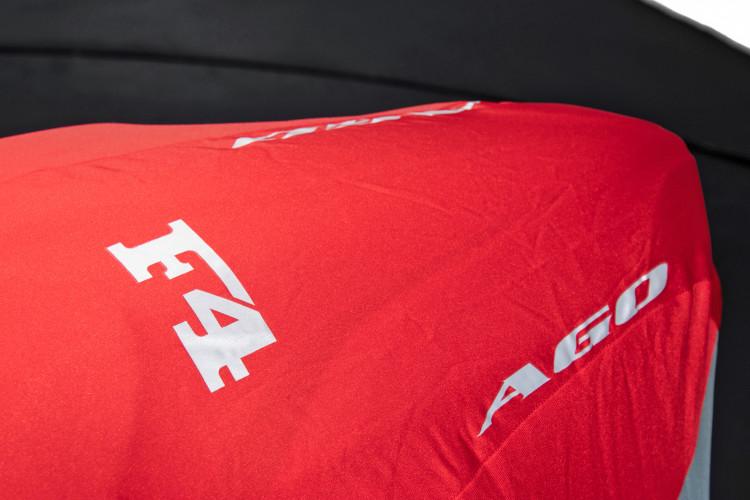"""2004 MV Agusta F4 AGO """"Limited Edition"""" 35"""