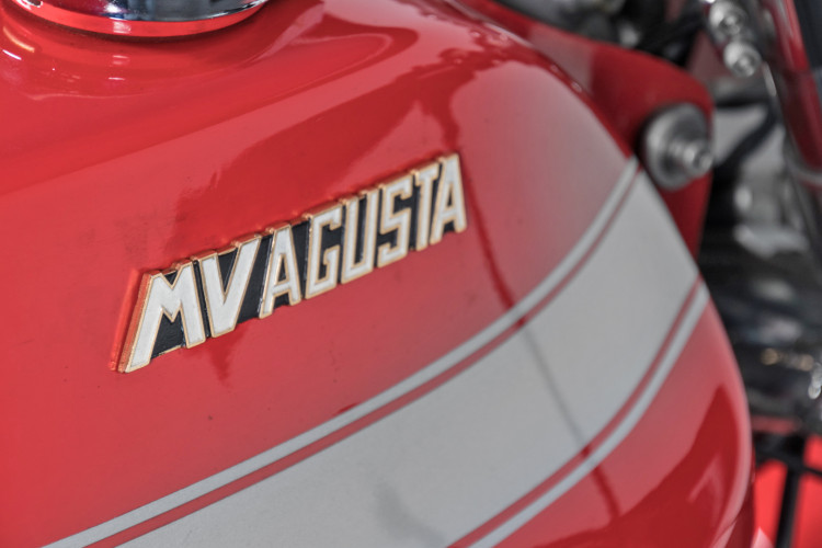 1976 MV Agusta 750 S America 12