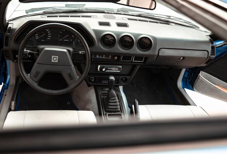 1982 Nissan Datsun 280 ZX 30