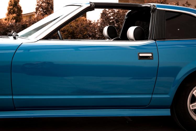 1982 Nissan Datsun 280 ZX 11