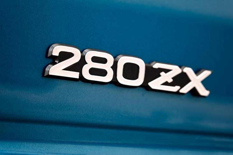 1982 Nissan Datsun 280 ZX 19
