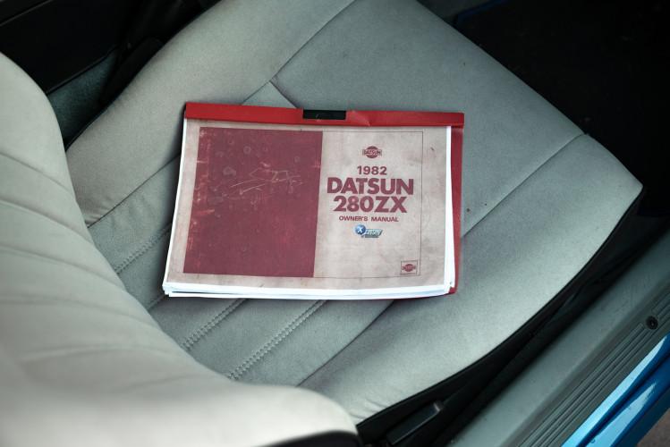 1982 Nissan Datsun 280 ZX 26