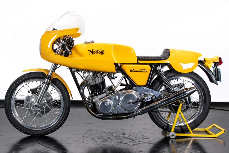 1971 Norton Commando 750 PR 0