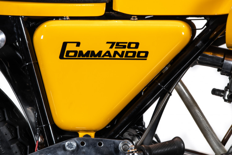 1971 Norton Commando 750 PR 20