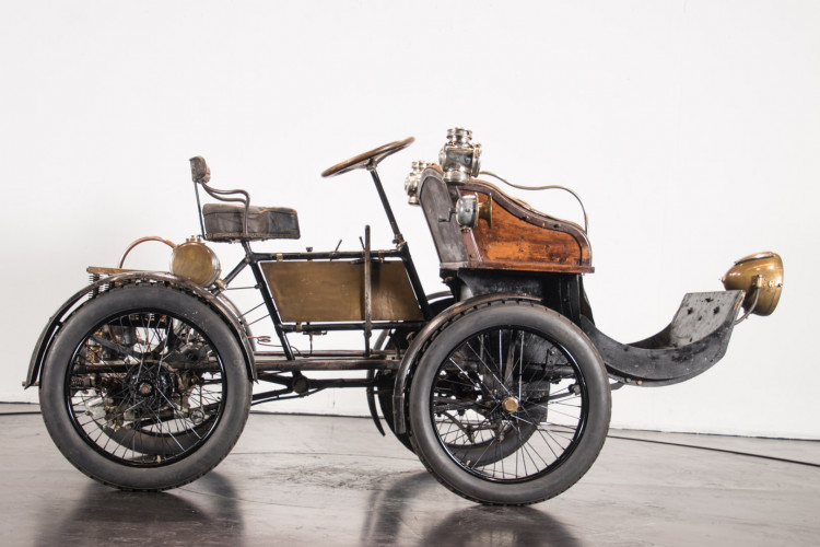 1903 Peugeot  4