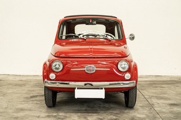 1970 Fiat 500 F Elettrica 3