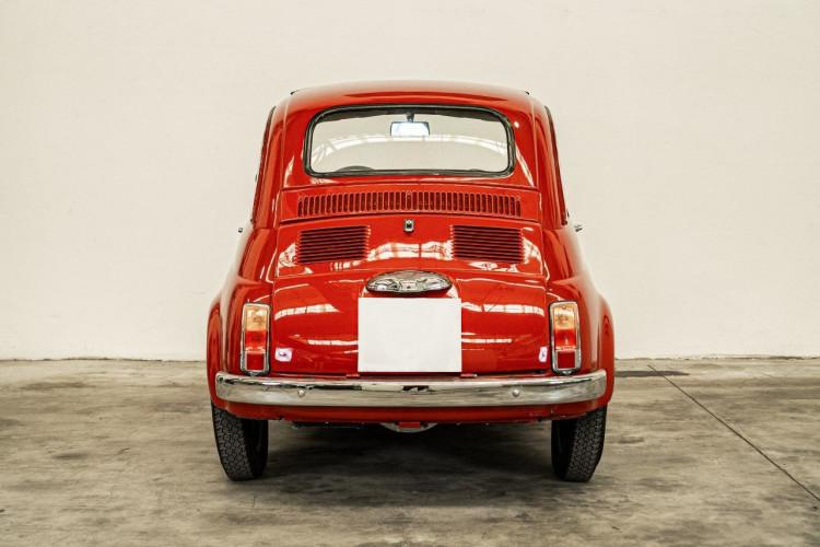 1970 Fiat 500 F Elettrica 1