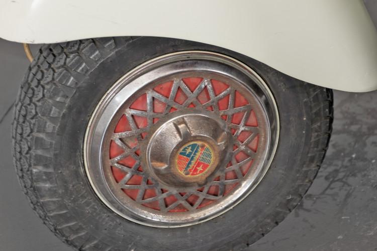 1956 Piaggio Vespa Struzzo 7