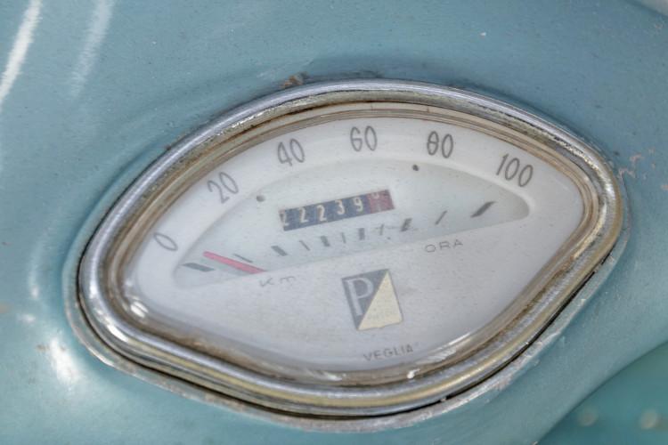 1961 Piaggio Vespa 150 vbb 8