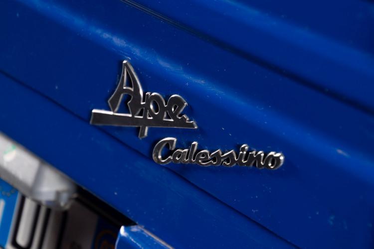 """2007 Piaggio Ape Calessino """"serie numerata"""" 7"""