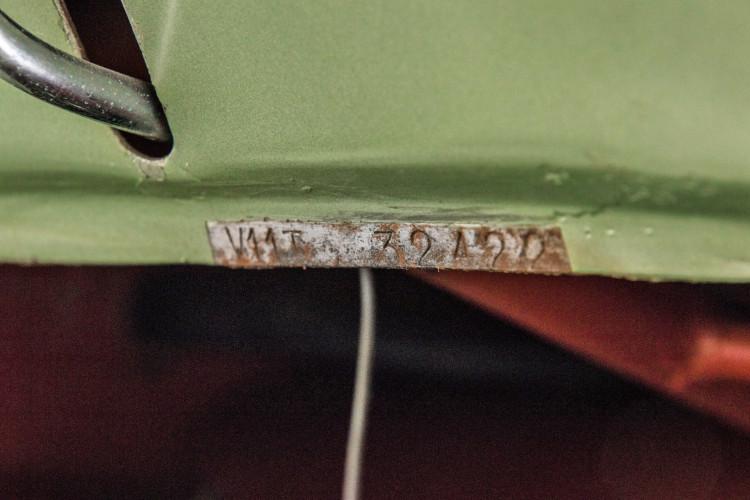 1949 Piaggio Vespa Bacchetta 22