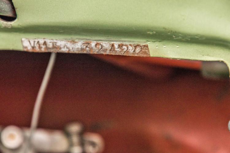 1949 Piaggio Vespa Bacchetta 24
