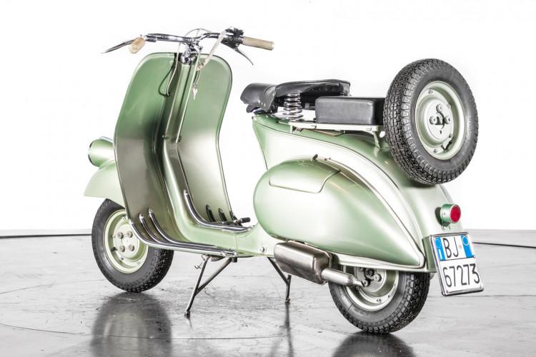 1949 Piaggio Vespa Bacchetta 7