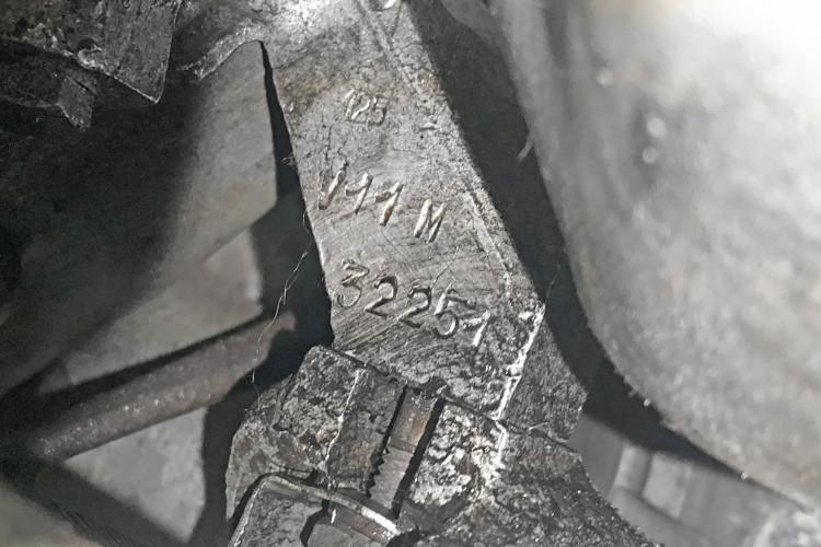 1949 Piaggio Vespa Bacchetta 9