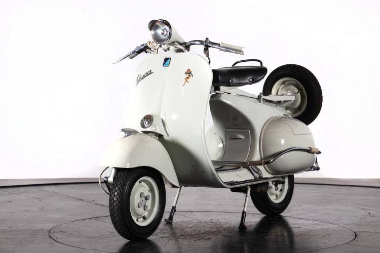 1956 Piaggio Vespa Struzzo 150 4