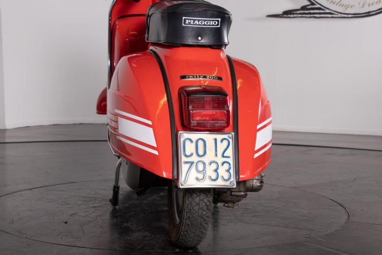 1973 Piaggio Vespa Rally 200 11
