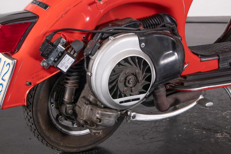 1973 Piaggio Vespa Rally 200 12