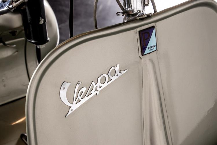 1952 Piaggio Vespa 125 V1T 14