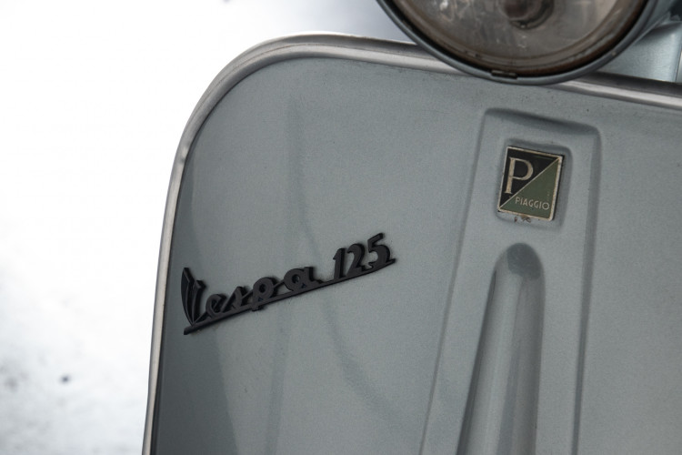 1965 Piaggio Vespa 125 VMA1T 16
