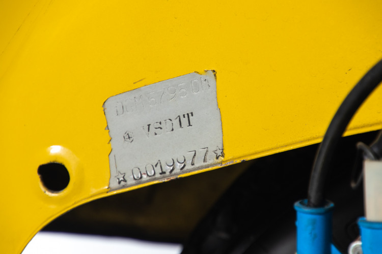 1971 Piaggio Vespa Rally 180 20