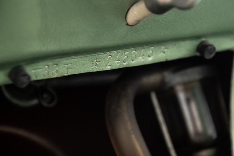 1952 Piaggio Vespa 125 V33 20