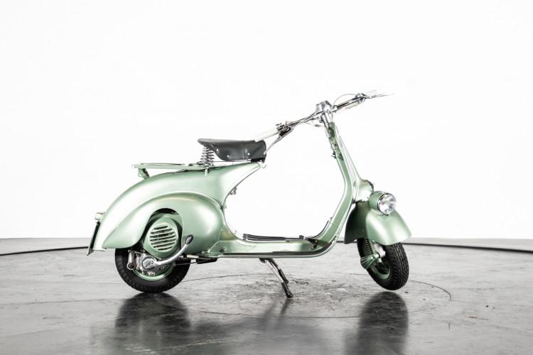 1952 Piaggio Vespa 125 V33 5