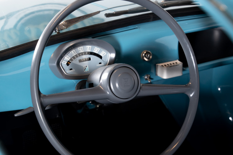 1958 PIAGGIO ACMA 400 15