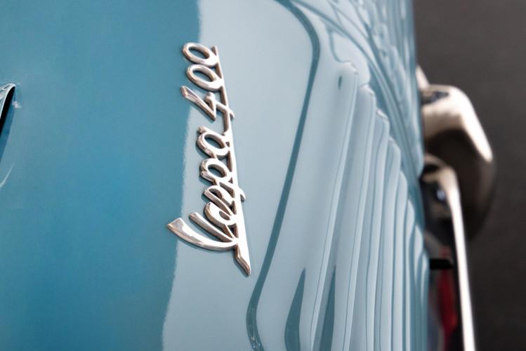 1958 PIAGGIO ACMA 400 24
