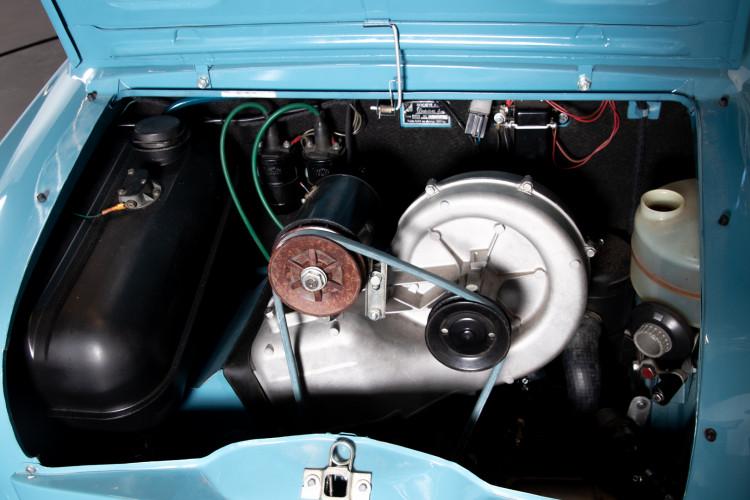 1958 PIAGGIO ACMA 400 26