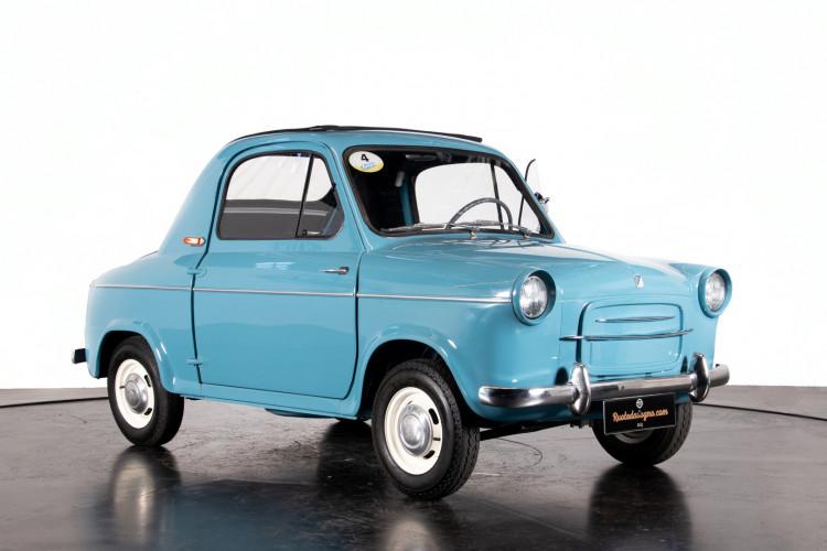 1958 PIAGGIO ACMA 400 6