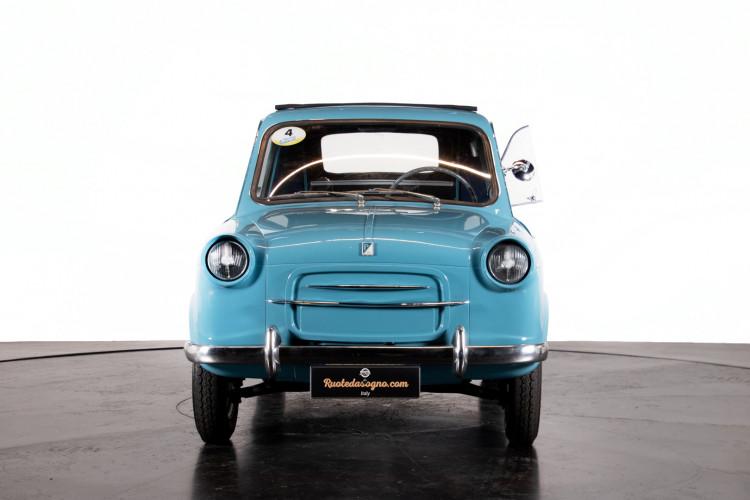 1958 PIAGGIO ACMA 400 7