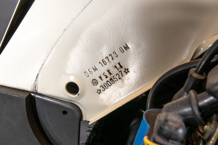 1986 piaggio vespa PX 200 ELESTART 9