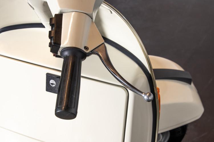 1986 piaggio vespa PX 200 ELESTART 4