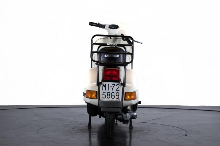 1986 piaggio vespa PX 200 ELESTART 3